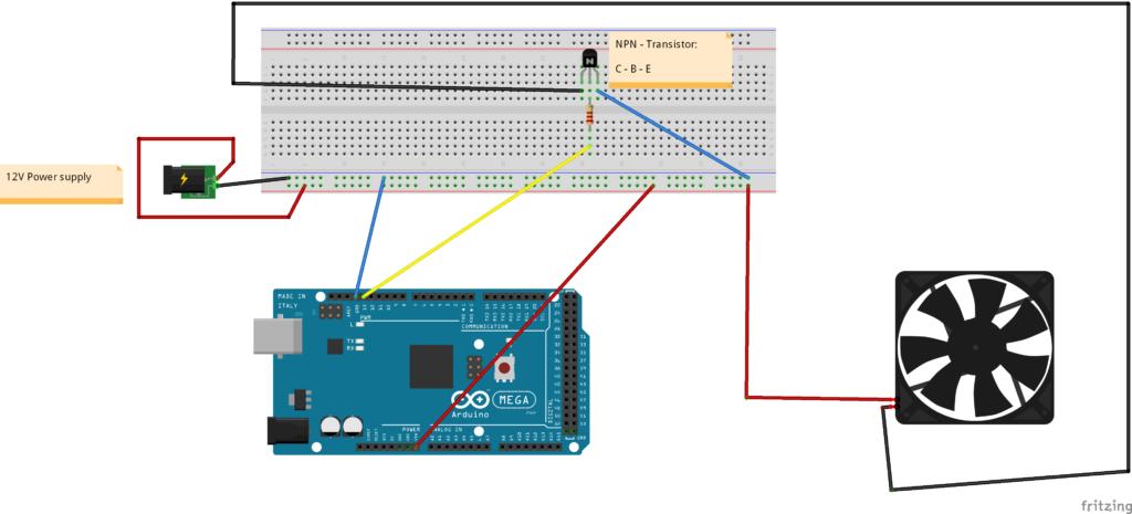 arduino fan controller wiring fritzing