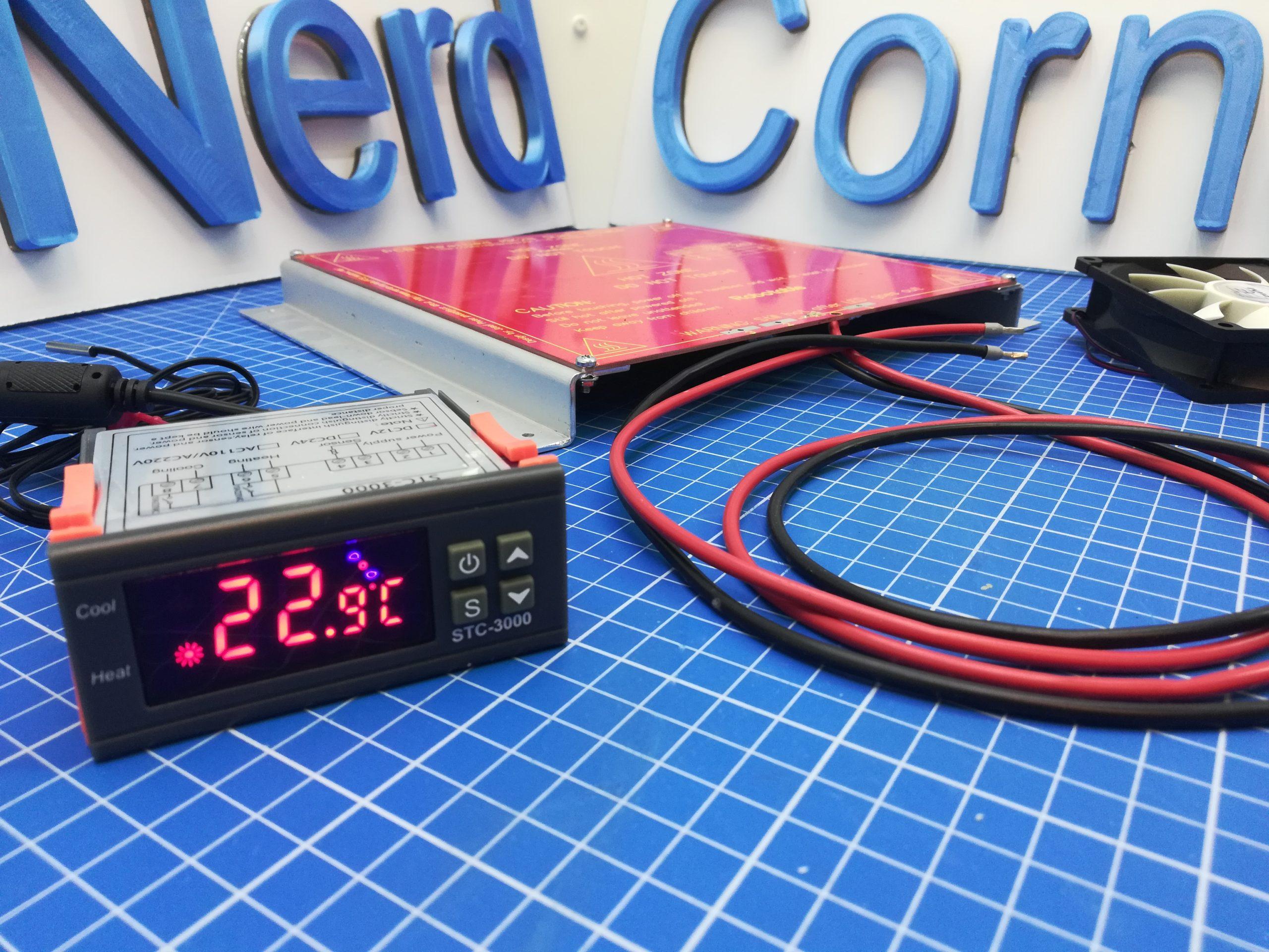 User guide STC 3000 Nerd Corner