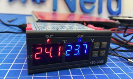 STC 3008 user manual user guide operation manual Nerd Corner