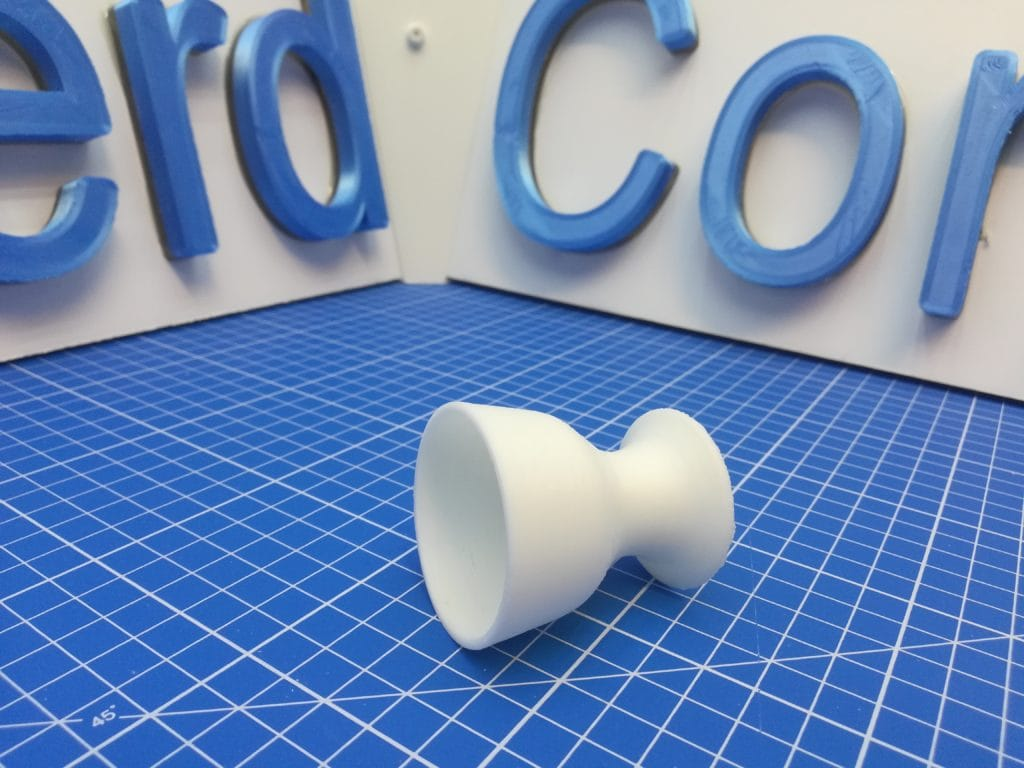 SolidWorks Tutorial: Revolved Boss / Base and Fillet // Egg cup design Nerd Corner