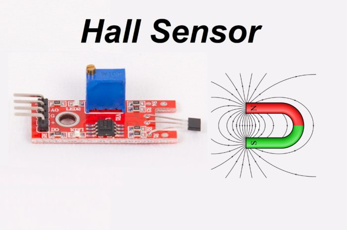 How to use the hallsensor KY-024 with Arduino Code and Wiring
