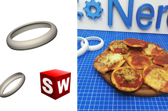 Round Edge Cookie Cutter – Construction and 3D print