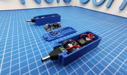 Step-up Modul DC-DC LM2587S