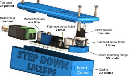 DSN2596 Step-down
