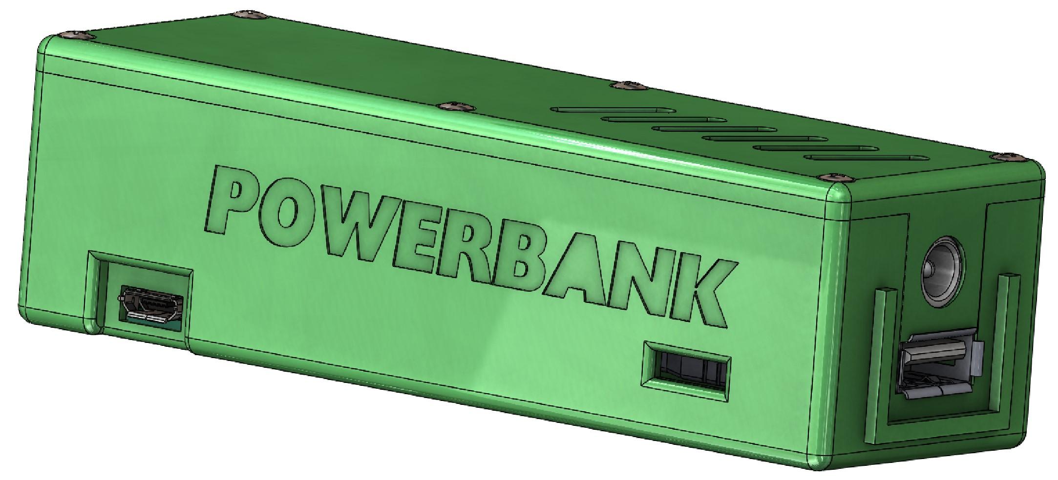Review DIY Powerbank
