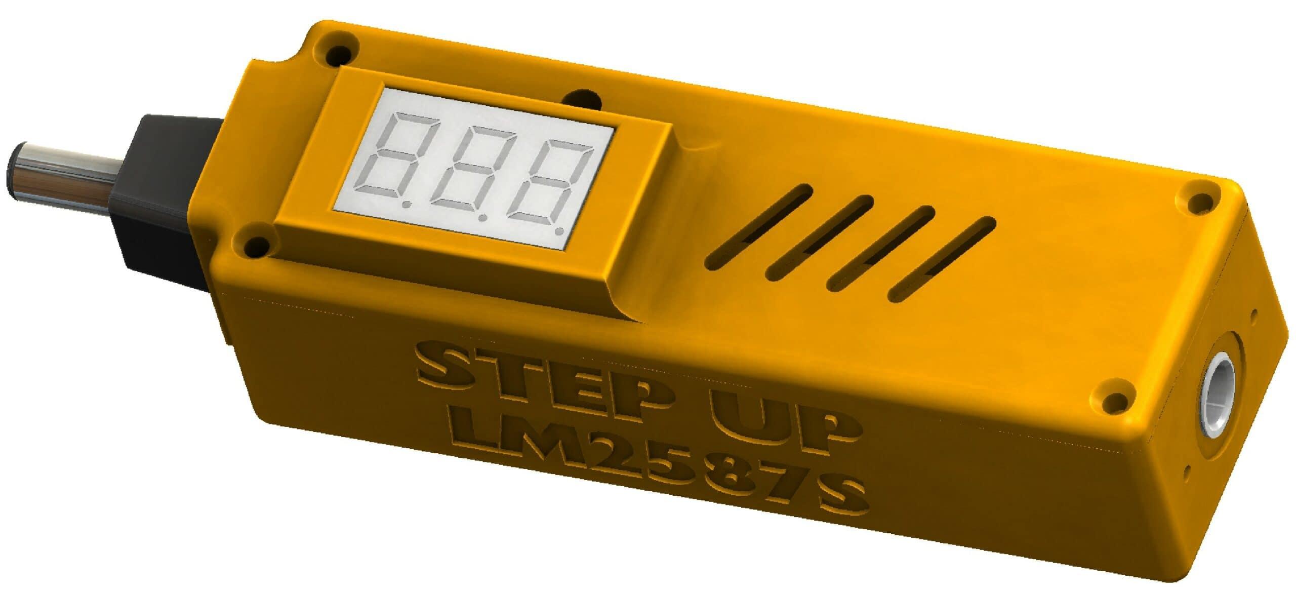 LM2587S Spannungswandler CAD LM2587S voltage converter
